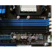 Connector-DDR2 RAM Slot