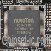 IC-NCT6791D