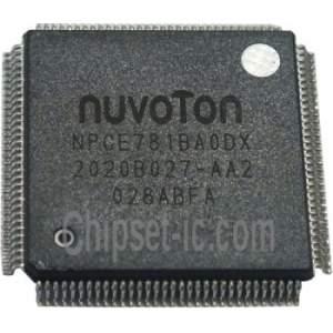 IC-NPCE781BA0DX