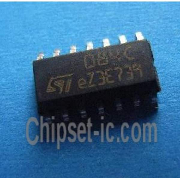 084C | Chipset-IC | Chip | STMicroelectronics | TL084