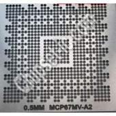 Tools-MCP77MV-A2 Direct Heat Stencil